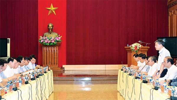 Giám sát việc thực hiện các điều ước quốc tế về ứng phó với biến đổi khí hậu mà Việt Nam là thành viên: Thay đổi nhận thức và hành động