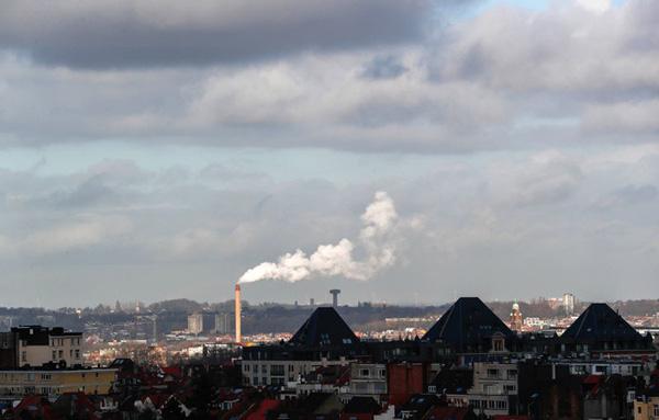 Khí thải carbon từ các nước giàu có đang tăng lên trong năm 2018