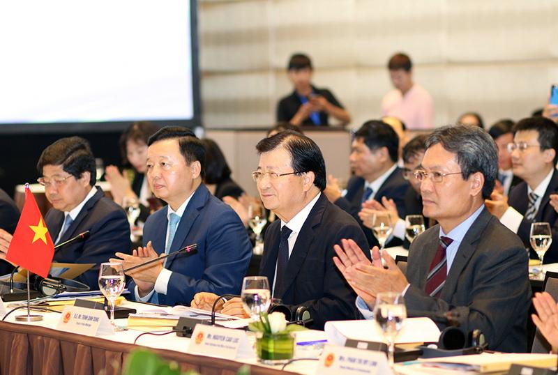 Khai mạc Phiên họp lần 7 Ủy ban liên Chính phủ Việt Nam – Hà Lan