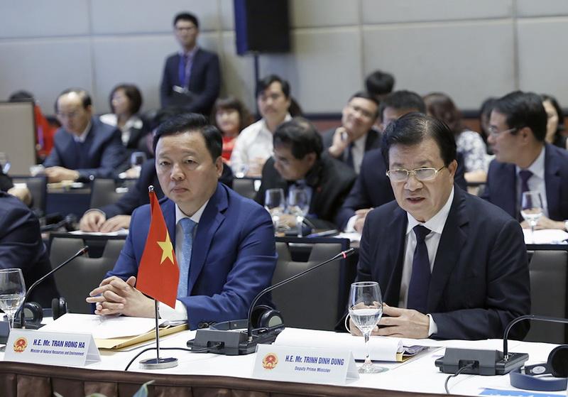 Việt Nam - Hà Lan coi hợp tác ứng phó biến đổi khí hậu và quản lý tài nguyên nước là trụ cột