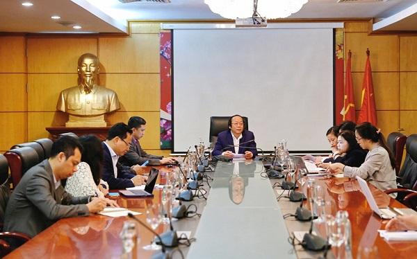 Chuẩn bị Đối thoại chính sách Việt Nam – Nhật Bản lần thứ 6