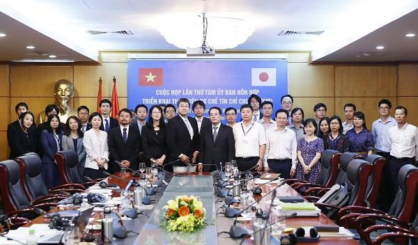 Kỳ họp lần thứ 8 Ủy ban hỗn hợp Việt Nam – Nhật Bản