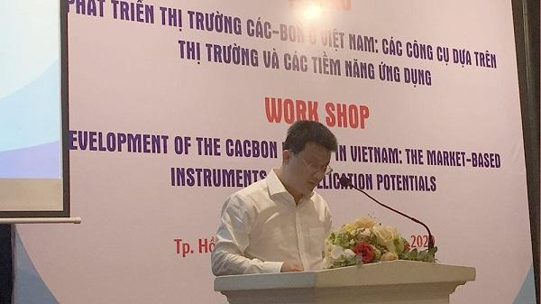 Việt Nam đẩy mạnh phát triển thị trường các-bon