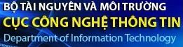 Cục công nghệ thông tin Bộ Tài nguyên và Môi trường